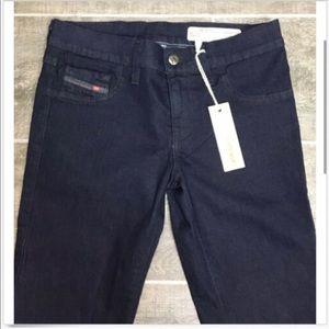 Diesel Women's Skinny Jeans Livier Super Skinny